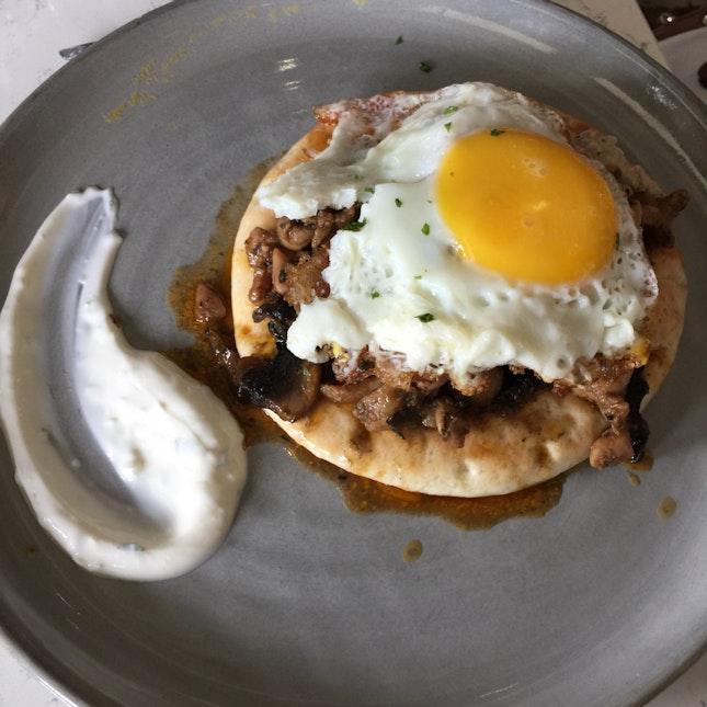 Breakfast Pita ($17)