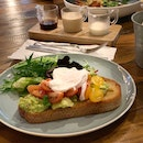 Avocado & Toast ($16++)