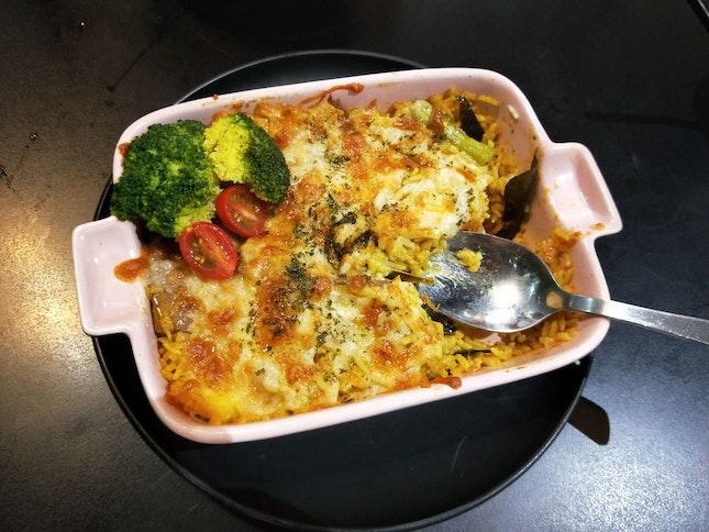 Delicious, Affordable Vegetarian/Vegan Food