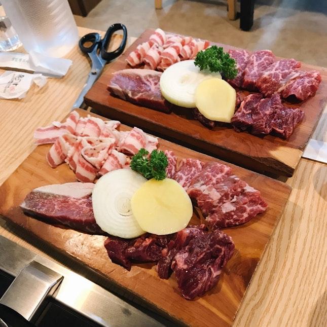 Korean Restaurant & BBQ