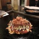 Great Okonomiyaki Experience