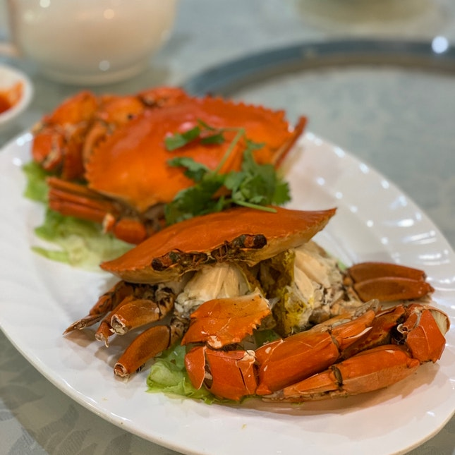 Famous Cold Crabs