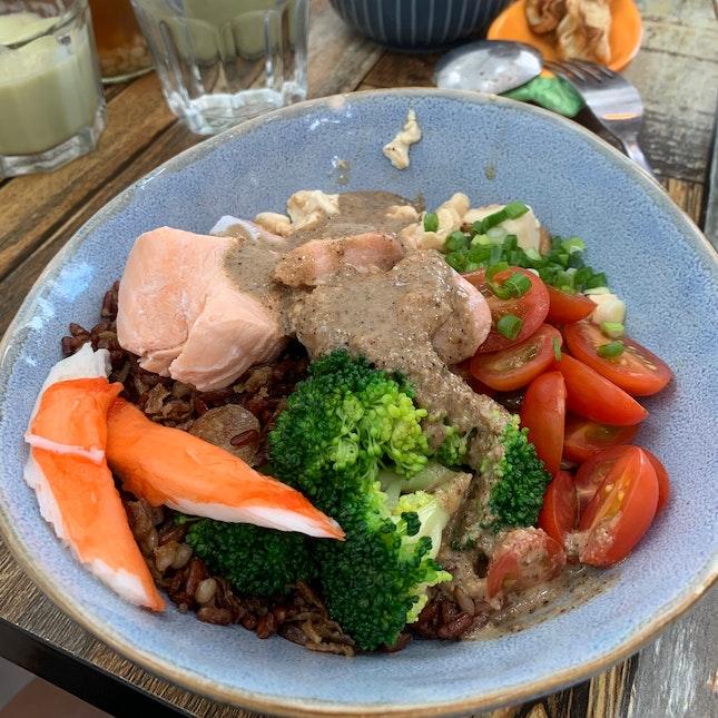 Healthy Bowls At West Coast Plaza