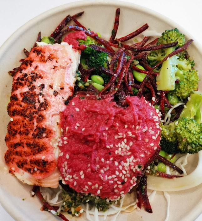 Salad cbd