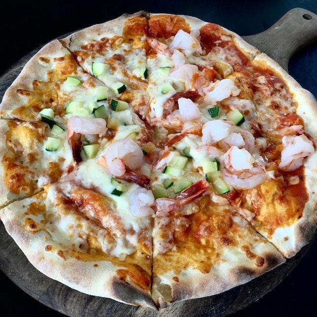 Drunken Pizza ($26)