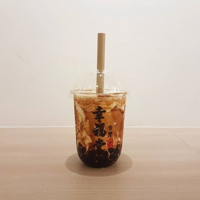 Never thought I'd say this about a bubble tea spot, but here goes: Xing Fu Tang is actually worth the hype and the queue.