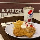 Does anyone else feel the KFC in Malaysia taste better?