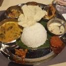 Vegetarian Thali Set