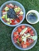 Healthy Sobas & Japanese Rice Bowls
