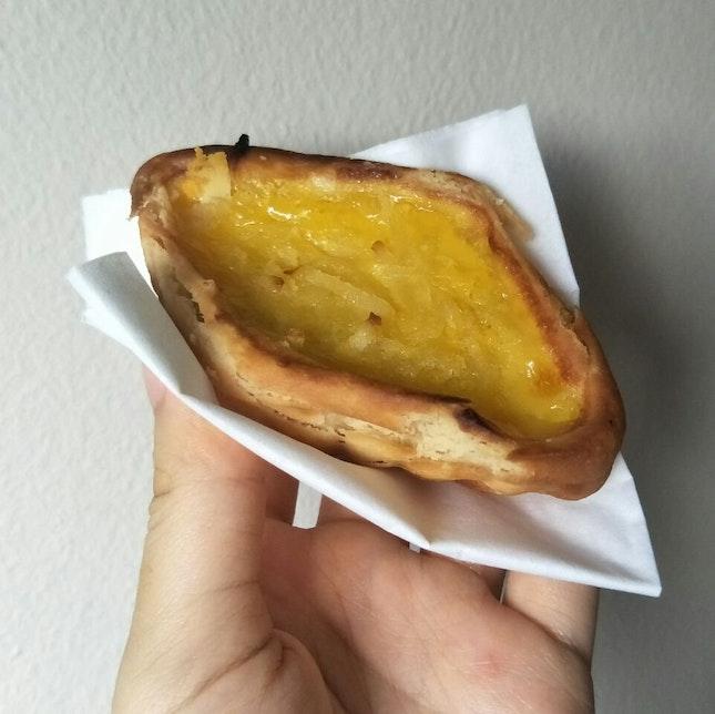 Tong Heng's Coconut Egg Tart ($1.90)