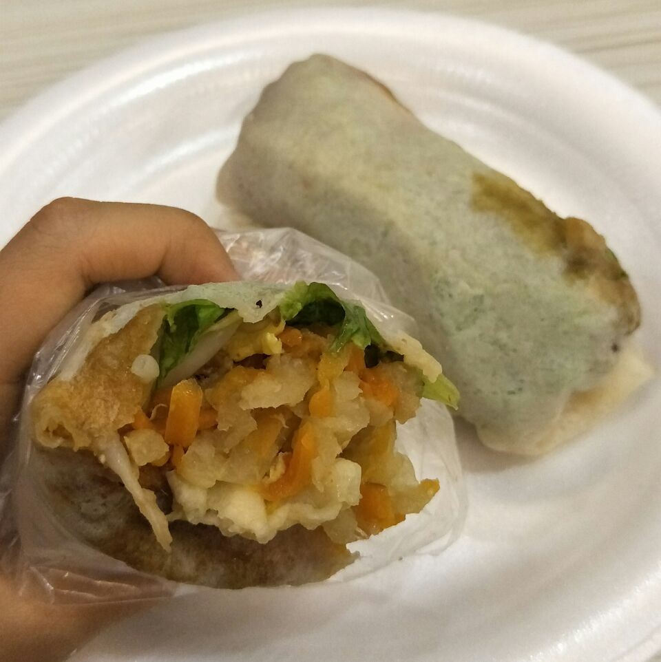 One of the oldest-standing popiah in SG