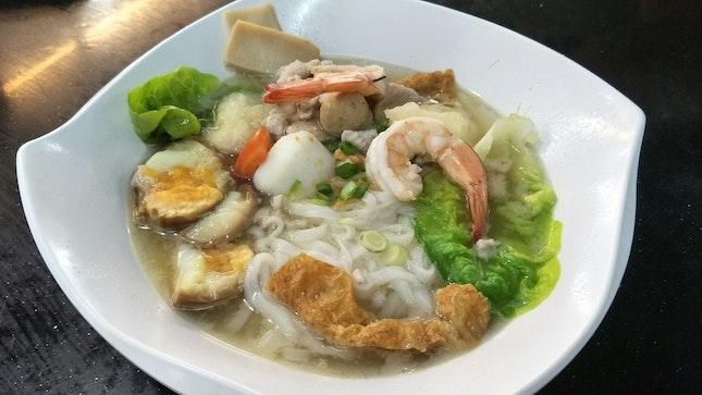 Signature Seafood Ipoh Horfun