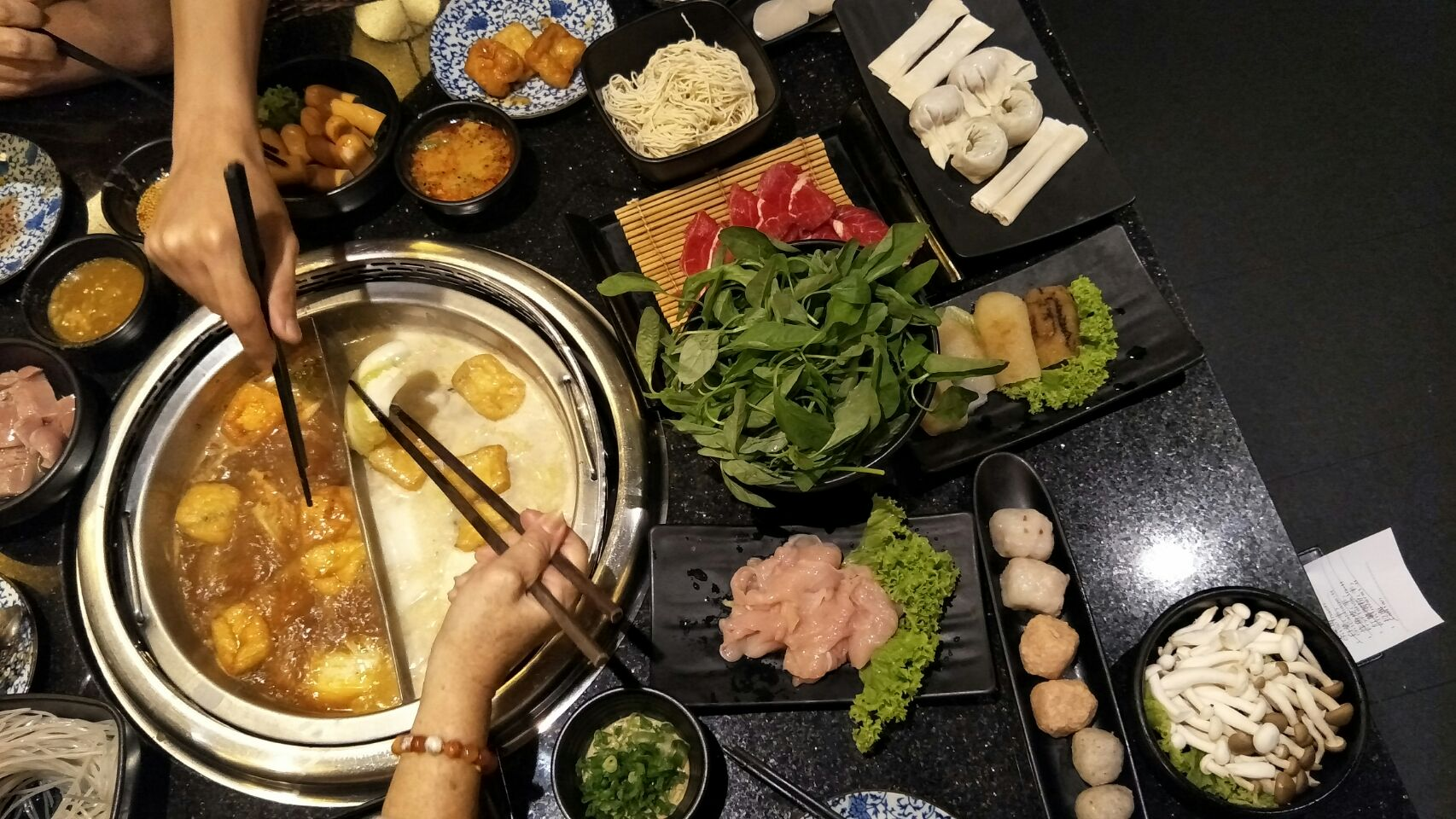 Nourishing hotpots for the skin and soul