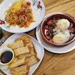 For comfort Italian cuisine