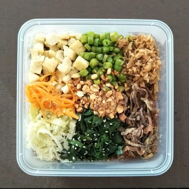 For Organic, Vegetarian Meals