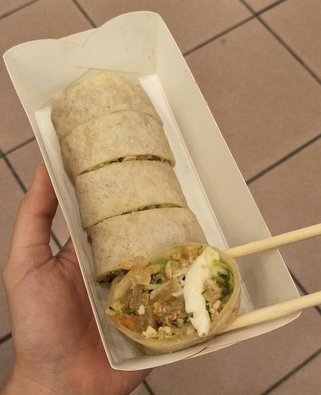 Most expensive popiah?
