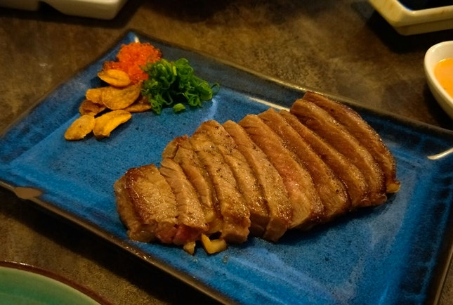Sirloin Steak ($14.90/$28.90)