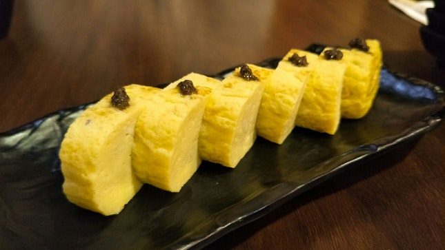 Tamago with Truffle ($7.90)