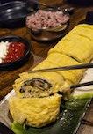 Tuna Seaweed Egg Roll ($10.80)