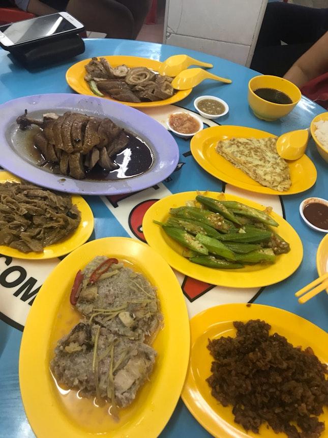 go to place for teochew porridge