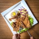 Chicken Cutlet Bento