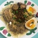勾魂面 $5 at #02-25 Belly Lucky Noodle