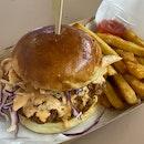Chicken Burger (spicy) $6
