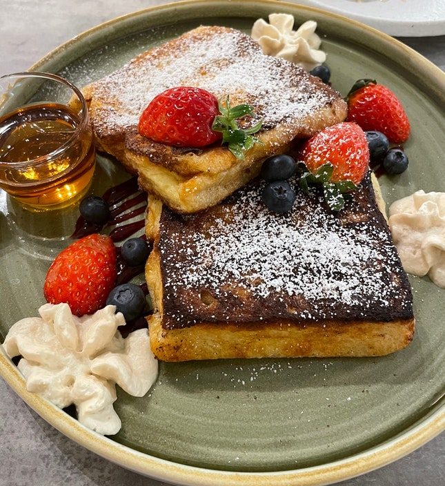 French Toast $15+