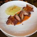 Spanish pork jowl $16