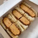 Tamagoyaki Sando $19.26