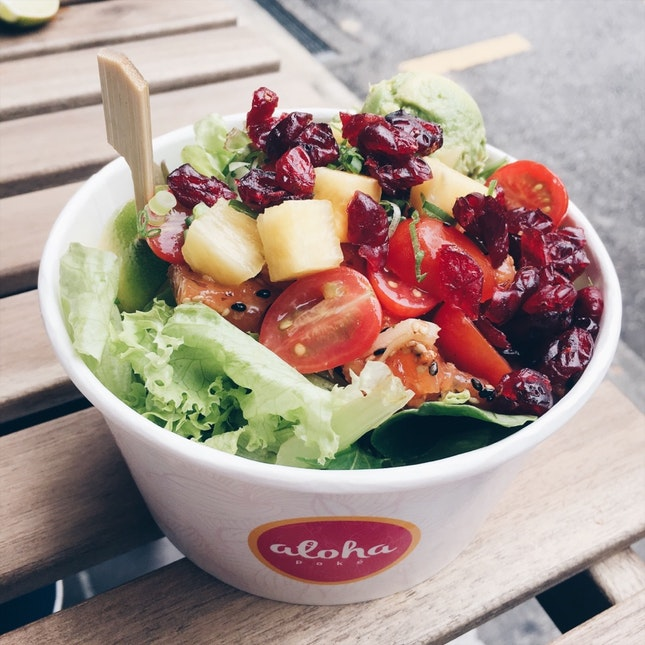 For That Healthy Lunch
