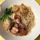 Fatty Thai Noodles - $4