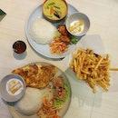 Thai-Fusion cuisine!