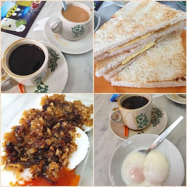 Traditi0nal Breakfast!