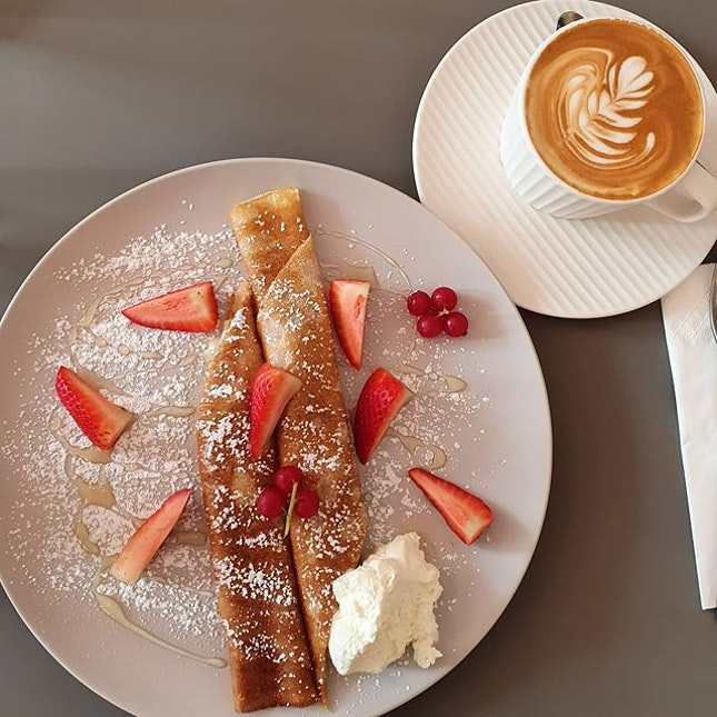 Crepe-delicious from the owners of Ronin!