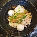 Ampang QQ Fishball Noodle