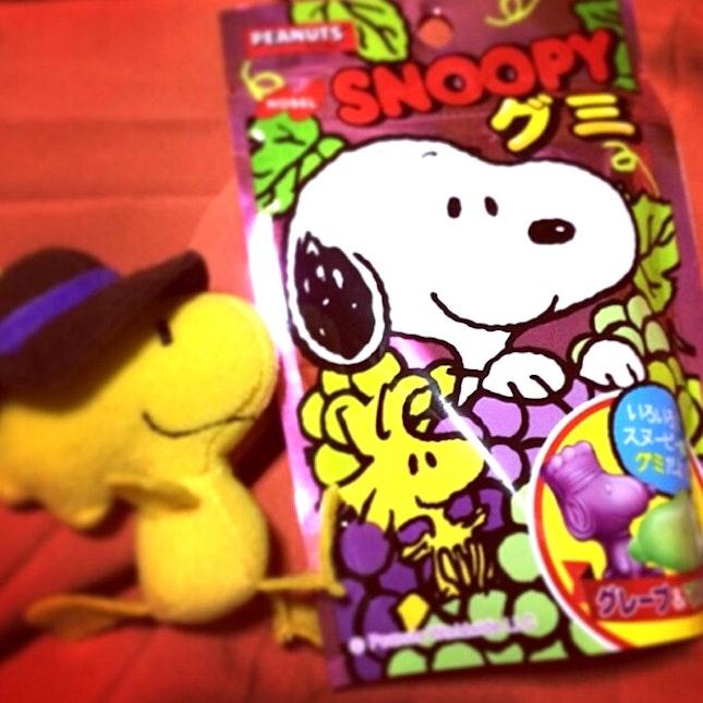 Snoopy Gummy
