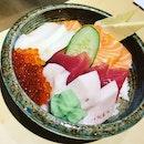 Chirashi ばらすし ($25)