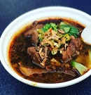 红烧牛肉面 Spicy Beef Noodles - $4.50
