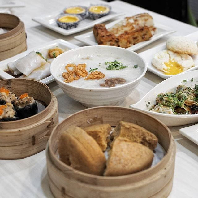 Sundays are yumcha-days be it for brunch, dinner or supper.