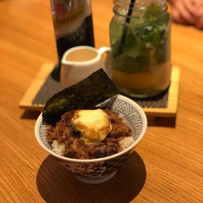 Chashu Rice #japanesefood #chasu #rice #food #foodporn #foodoftheday #burpple #zomato