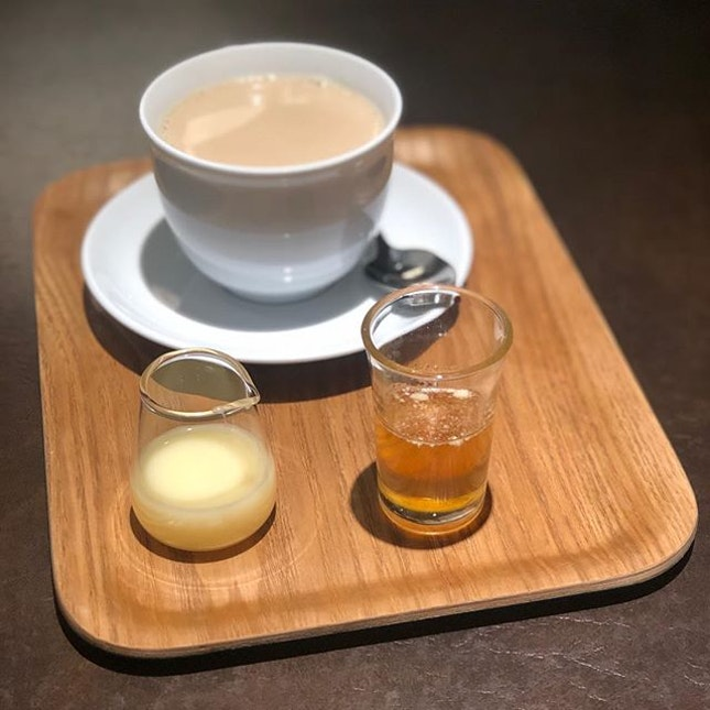 Honey Nuts Milk Coffee #japanesecoffee #coffee #foodporn #food #hoshinocoffee #cafehopkl #cafehopmy #burpple #zomato