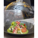 [Verre Modern Bistro & Wine Bar] - Mentioned earlier that Verre means glass in French.