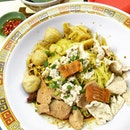 [Tai Hwa Bak Chor Mee] - Tonight is the crowning of the Michelin Star in Singapore.