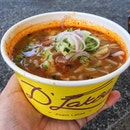 """[D""""Laksa] - Many people who visit JB will try the Assam Laksa from D'Laksa."""