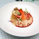 [Skyve Wine Bistro] - Lobster Sang Mee ($32).