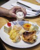 Marriott Cafe (Singapore Marriott Tang Plaza Hotel)