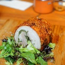 [Boruto Sake & Tapas Bar] - Roasted Kurobuta Ton Toro Porchetta at $58.80 which needs to be pre-order.