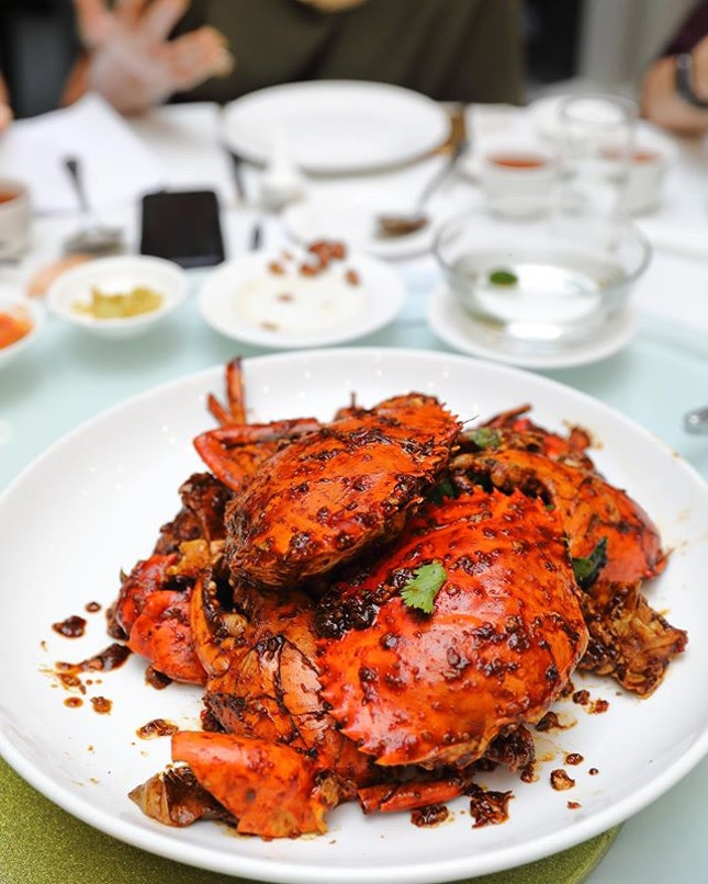 [Diamond Kitchen] - You might have heard of their legendary Gan Xiang sauce, in which you can experience it in various forms such as fried rice or bee hoon, but to fully appreciate it, perhaps it would be the Diamond Gan Xiang Crab (market price).