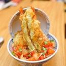 [Tendon Kohaku] - Tendon Specialist Tendon Kohaku and Unagi Specialist Man Man Unagi will be collaborating and opening a new dining concept at Clarke Quay Central.
